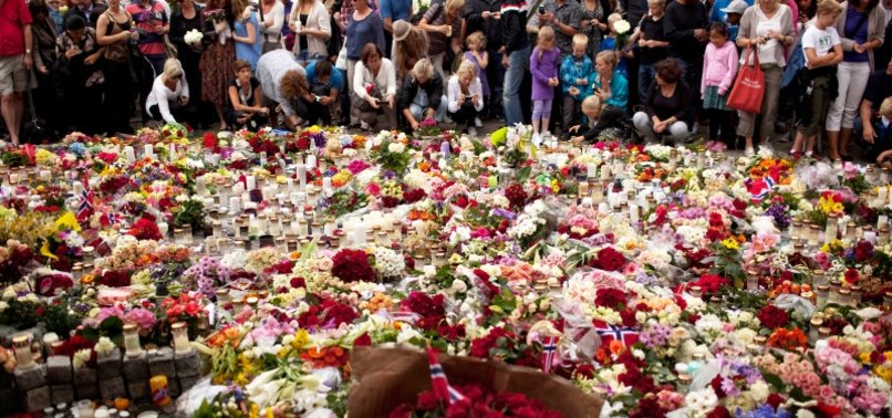 NORWAY MARKS 10TH ANNIVERSARY OF ATTACK ON DEMOCRACY
