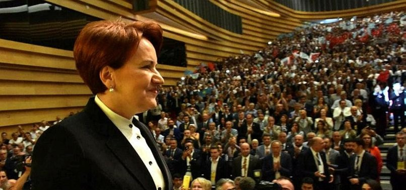 MERAL AKŞENER REELECTED AS IYI PARTY LEADER