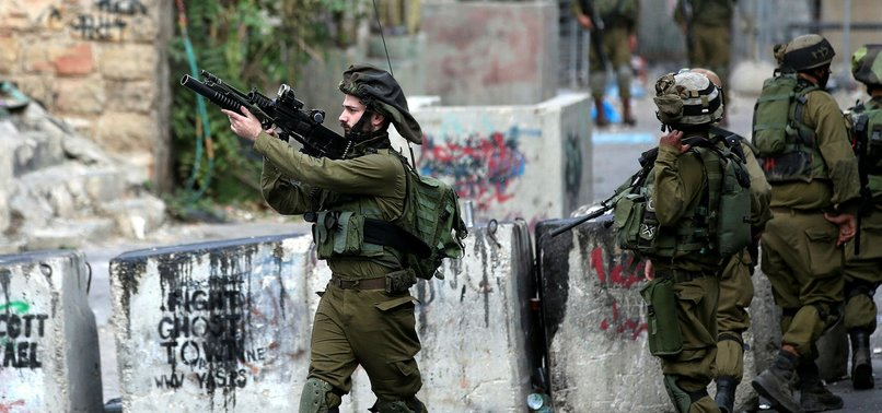 ISRAELI TROOPS SHOOT PALESTINIAN WOMAN DEAD IN WEST BANK