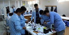 Turkish students produce power bank from waste battery