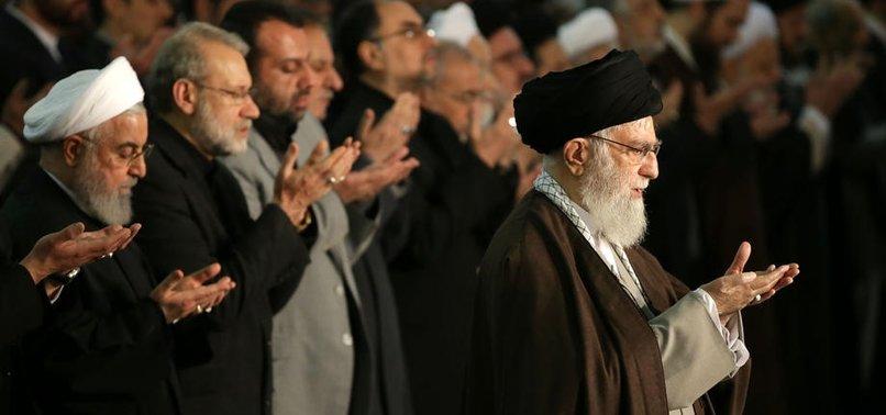 IRANS SUPREME LEADER CALLS DONALD TRUMP A CLOWN DURING FRIDAY SERMON