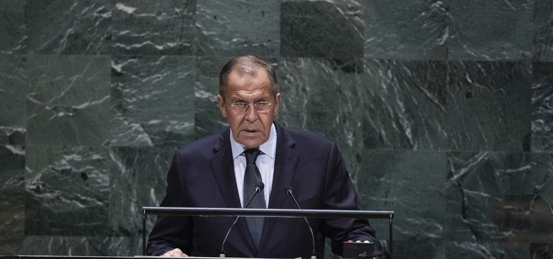 TURKEY'S DESIRE FOR SAFE ZONE JUSTIFIED: LAVROV