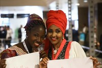 Organized at the Lütfi Kırdar Congress Hall, the Turkish-African Business Forum came to the fore with African women who impressed with their fashionable and colorful clothes.  Drawing a great...