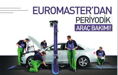 Euromaster'dan periyodik araç bakımı!