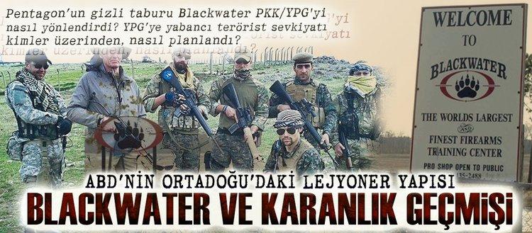 ABD'nin Ortadoğu'daki lejyoner yapısı: Blackwater