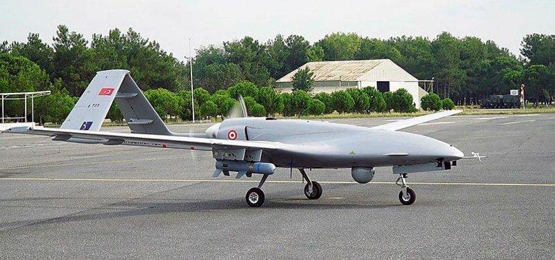 TURKEY EXPORTS ARMED DRONES TO UKRAINE