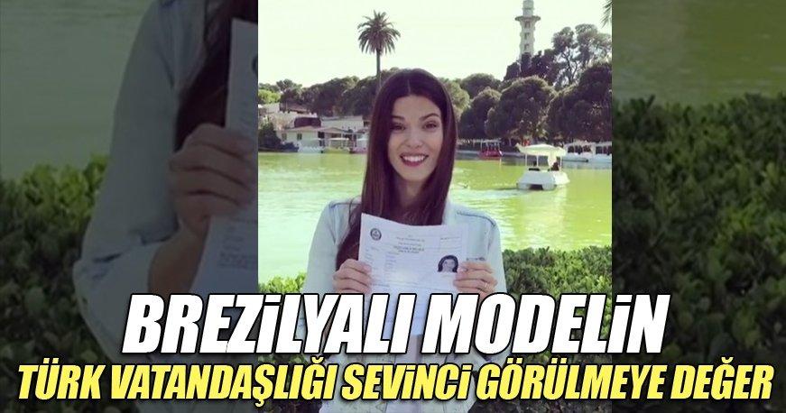 Larissa Gacemer Türk vatandaşı oldu!