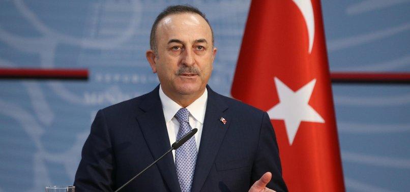 GREECE CANNOT DENY MUSLIM TURKISH MINORITY, FM ÇAVUŞOĞLU SAYS