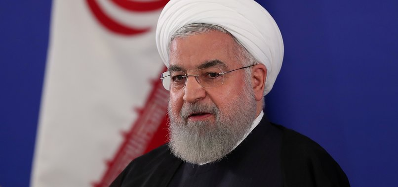 IRANS ROUHANI SAYS U.S. OFFERED TO REMOVE ALL SANCTIONS ON IRAN IN EXCHANGE FOR TALKS