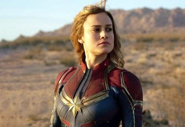 Captain Marvel ile ilgili yeni bir iddia!