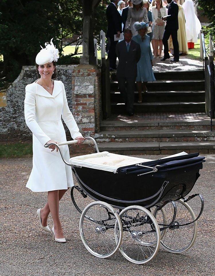 Kate Middleton'ın fiziğinin sırrı ortaya çıktı!