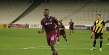 Ekuban triple helps Trabzon beat AEK in Europa League playoffs