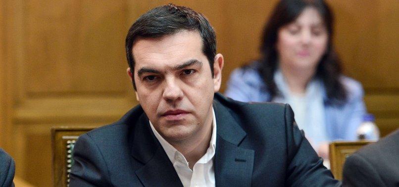 GREEK PM TSIPRAS TO MEET WITH PRESIDENT ERDOĞAN ON TURKEY VISIT NEXT WEEK