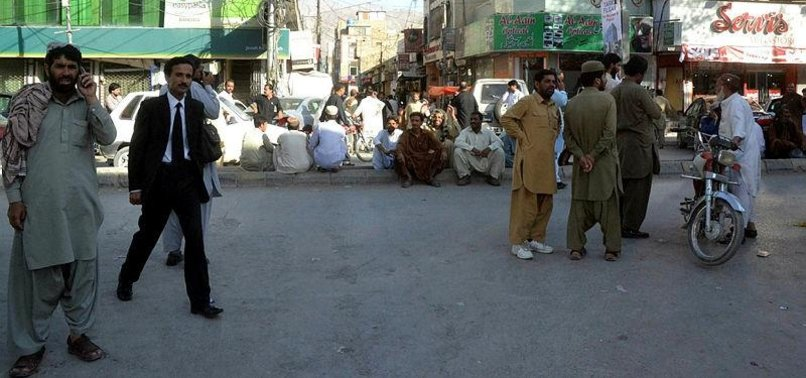 THREE KILLED, INCLUDING OPPOSITION POLITICIAN, IN BLAST IN PAKISTANS BALOCHISTAN PROVINCE