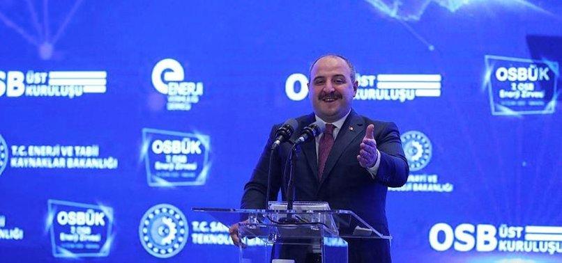 TURKISH INDUSTRY SEEKS TO SHRINK POWER BILLS