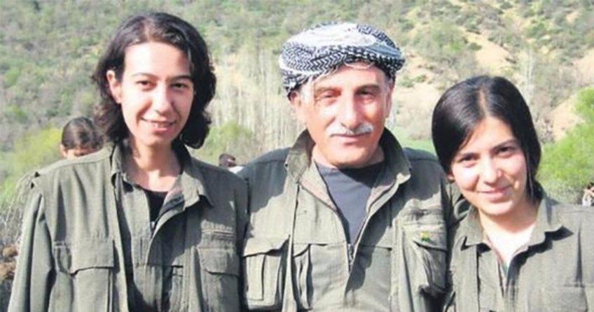 İki kadın teröristleri böyle göndermiş