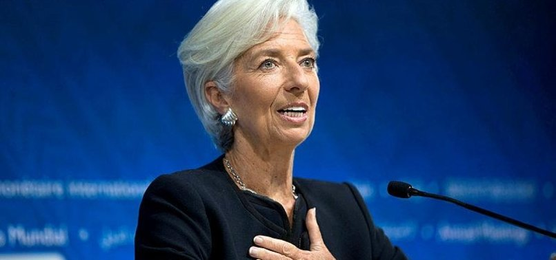IMF CHIEF HORRIFIED BY MISSING JOURNALIST BUT STILL GOING TO RIYADH