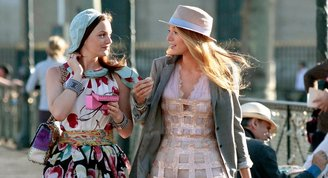 Gossip Girlin en iyi moda anları!