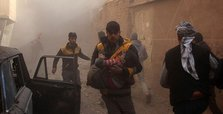 16 civilians killed in regime bombardment near Damascus