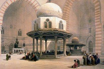 İslam medeniyetinin en önemli hastanelerinden; Nureddin Darüşşifası