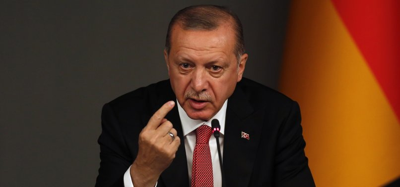 SYRIANS AT HOME AND ABROAD TO DECIDE ASSADS FATE: ERDOĞAN
