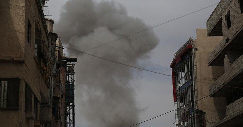 Esed rejimi yerleşim yerlerini vurdu: 13 ölü