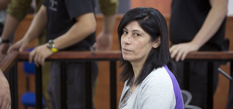 ISRAEL EXTENDS DETENTION WITHOUT TRIAL FOR PALESTINIAN LAWMAKER