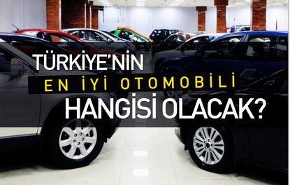 Türkiyenin en iyi otomobili hangisi olacak?