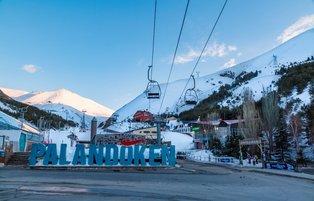 Resort city of Erzurum: A haven for winter sport lovers