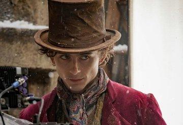 Genç Willy Wonka ile Tanışın
