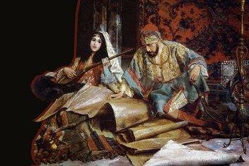 20 maddede Osmanlı'nın Harem teşkilatı