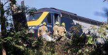 Three dead in Scotland passenger train derailment