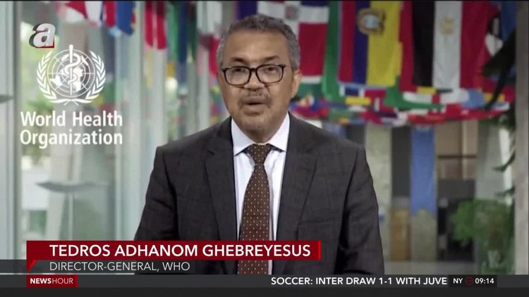 WHO: Worldwide determination to put an end to COVID pandemic