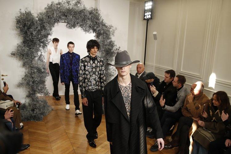 Givenchy Erkek Sonbahar/Kış 2020 koleksiyonu