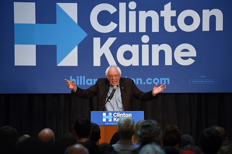 Bernie Sanders (AP Photo)