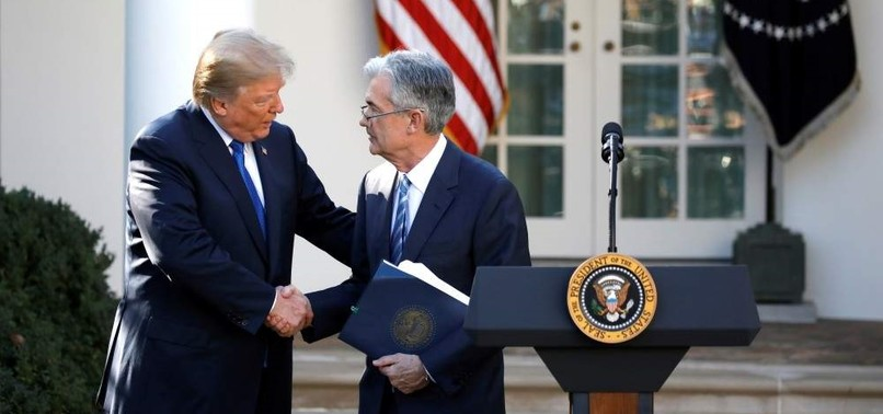 FED CHIEF REASSERTS INDEPENDENCE IN TALKS WITH TRUMP