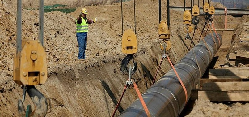 US WARNS OF SANCTIONS RISK TO GERMANY-RUSSIA GAS PIPELINE