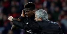 Pogba recalled by Mourinho for Chelsea clash