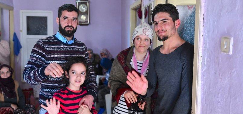 TURKISH QUAKE VICTIMS CALL SYRIAN RESCUER HERO