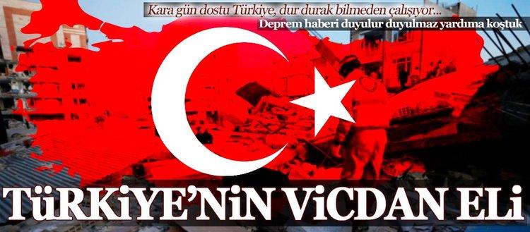 Kara gün dostu: Türkiye