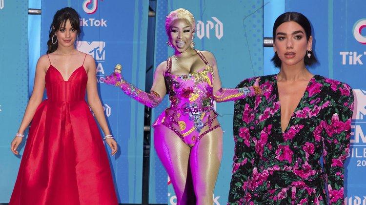 MTV EMA'S MÜZİK ÖDÜLLERİ SAHİPLERİNİ BULDU