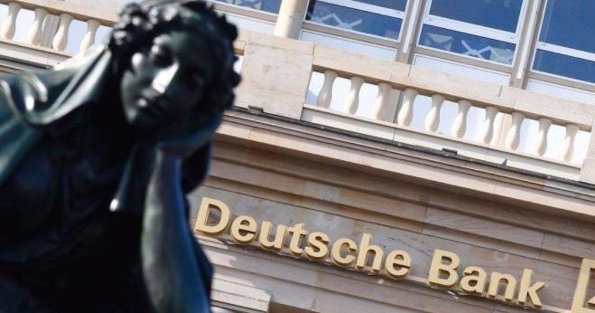 Fed'den Deutsche Bank'a para aklama cezası