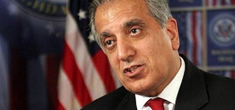 US ENVOY WARNS NEW VIOLENCE THREATENS AFGHAN PEACE PROCESS