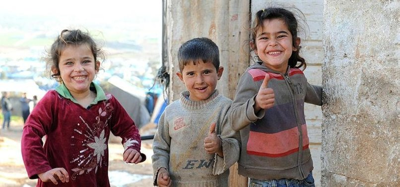 NUMBER OF SYRIAN MIGRANTS IN TURKEY TOPS 3.5 MILLION