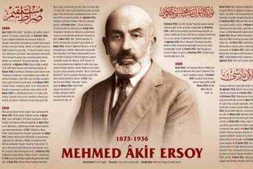 İstiklal Şairi Mehmet Akif Ersoy
