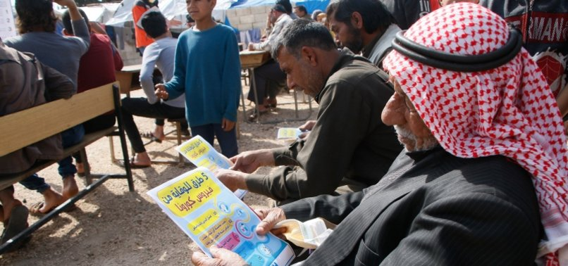COVID-19 TESTING HAS STARTED IN SYRIAS EMBATTLED IDLIB: WHO