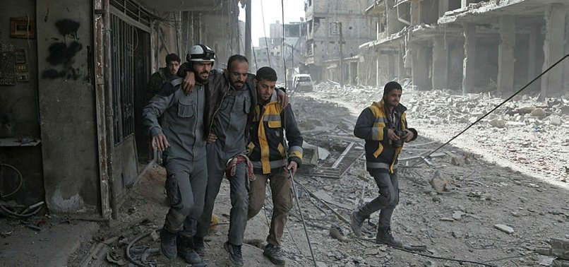 PLANNED AID CONVOY FOR SYRIAS EASTERN GHOUTA POSTPONED