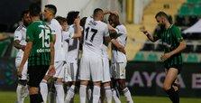Football: Beşiktaş ease past Denizlispor at away