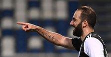 Gonzalo Higuain leaves Juventus