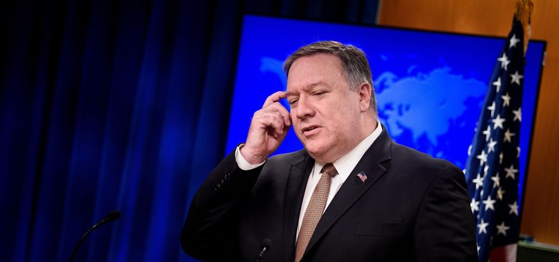 U.S. NO LONGER CONSIDERS ISRAELI SETTLEMENTS IN VIOLATION OF INTERNATIONAL LAW: POMPEO